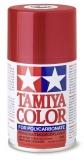 Tamiya Lexanfarbe PS15 Rot Met. 100 ml