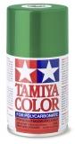 Tamiya Lexanfarbe PS17 grün met. 100 ml